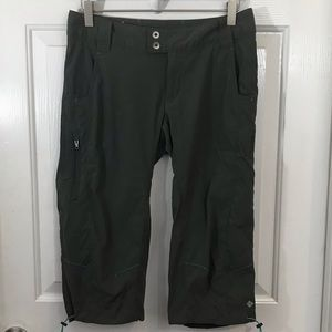 Columbia Omni Shade Sun Protection Cropped Pants